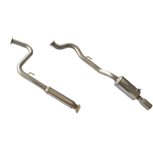 05-07 Chevy Stainless Steel Customizable Car Exhaust System