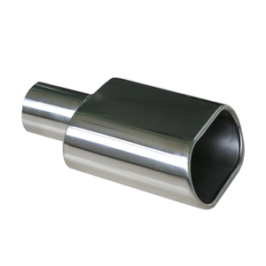 GRWA High Car Universal Stainless Steel M Exhaust Tip
