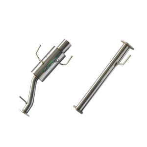 02-XX Nissan Sentra Stainless Steel Customizable Car Exhaust System