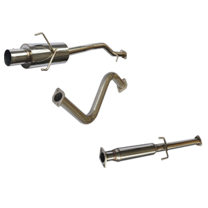 Hot Sale Honda 90-93 4CYL HONDA ACCORD Stainless Steel Exhaust System