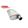 Good Quality And High Performance Stainless Steel 409 Exhaust Muffler