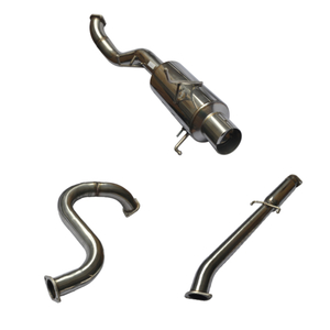 Sentra 07-10 SE-R Stainless Steel Customizable Car Exhaust System