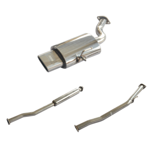 Altima 02-06 Stainless Steel Customizable Exhaust System