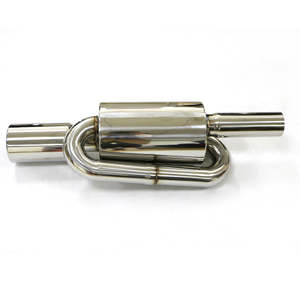 Universal Car Rear Stainless Exhaust Muffler
