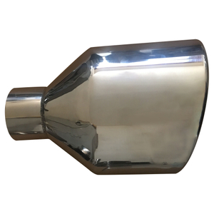 Car exahust system Universal Stainless Steel 201 Exhaust Tip
