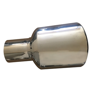Car Universal Stainless Steel 201 Exhaust Tip